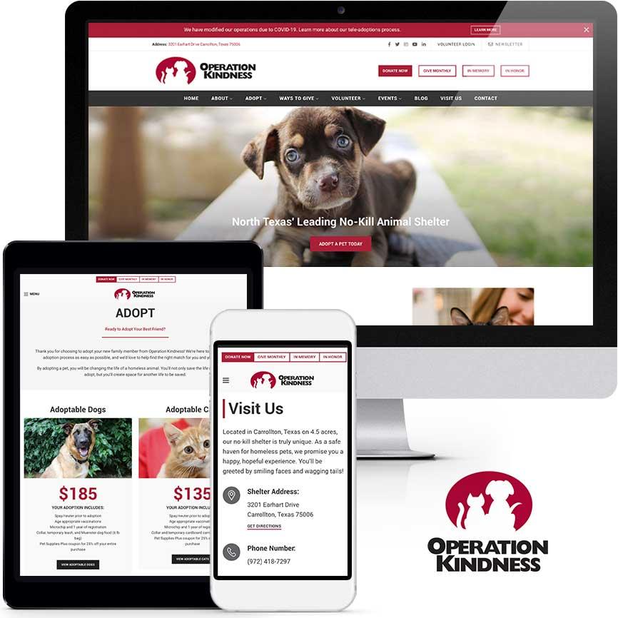 2020 Non-Profit WordPress Website Design Portfolio | RGB Internet Systems, a Florida Website Design Company