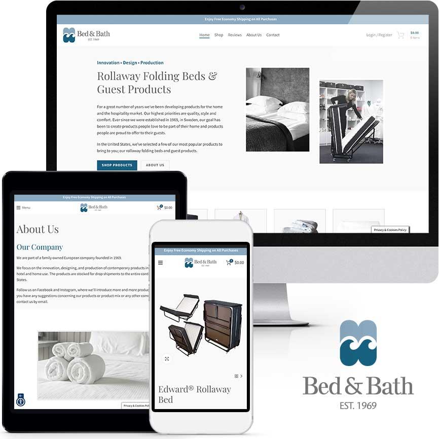 eCommerce Website Design Portfolio S1024 | RGB Internet: A Florida Website Design Company