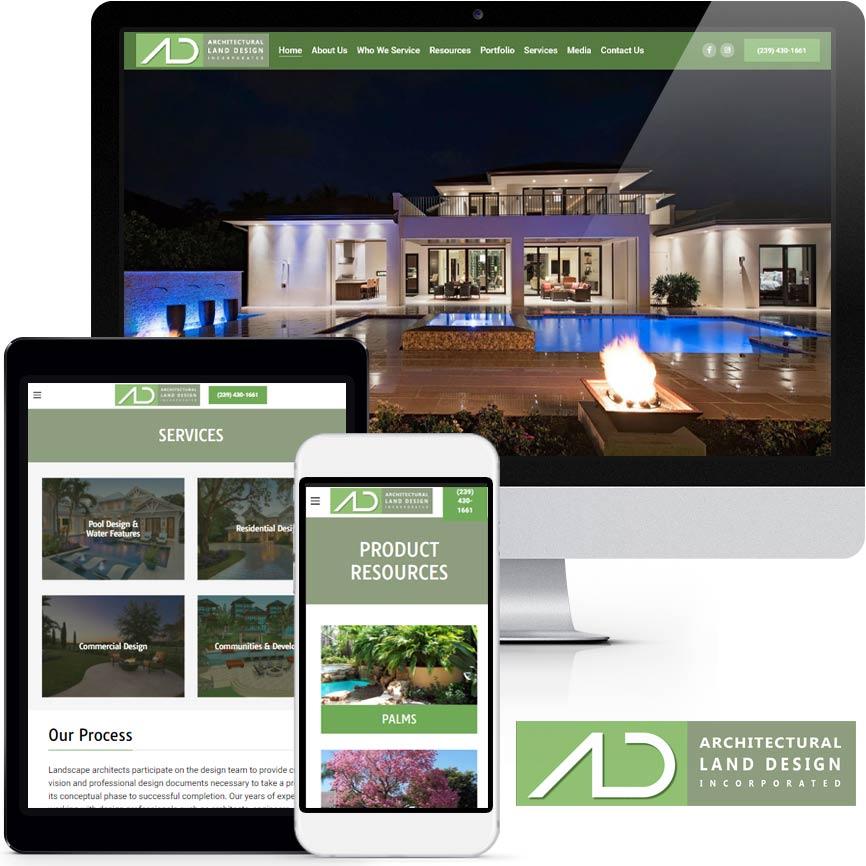 2020 WordPress Landscape Website Design Portfolio | RGB Internet Systems, a Florida Website Design Company