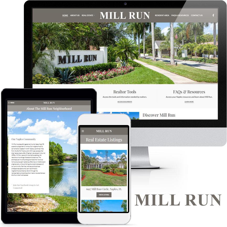 2020 Homeowners Association WordPress Website Design Portfolio | RGB Internet Systems, a Florida Website Design Company