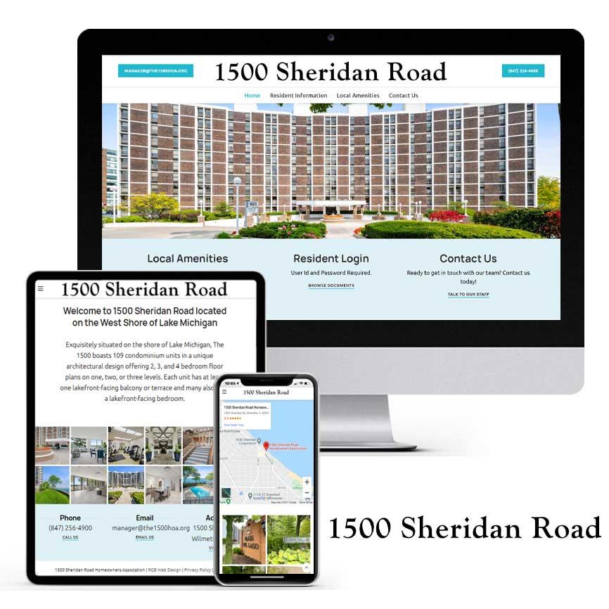 2020 WordPress Homeowners Association Website Design Portfolio | RGB Internet Systems, a Florida Website Design Company
