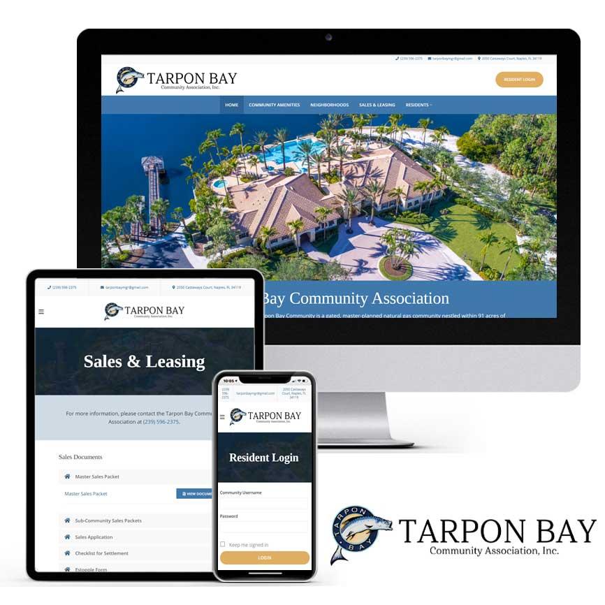 2020 WordPress Community Association Website Design Portfolio | RGB Internet Systems, a Florida Website Design Company