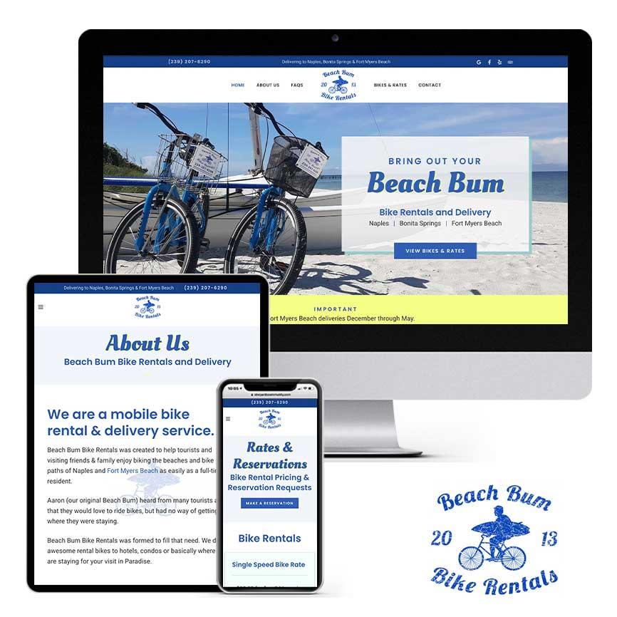 WordPress Website Design Portfolio S830 | RGB Internet: A Florida Website Design Company