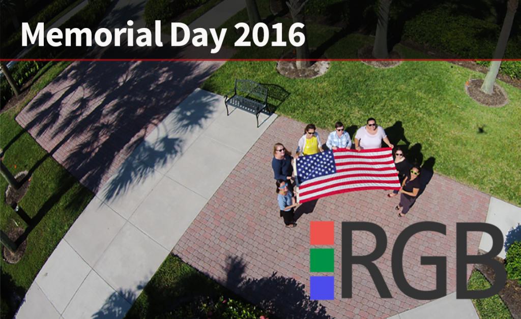 Memorial Day 2016 - RGB Internet