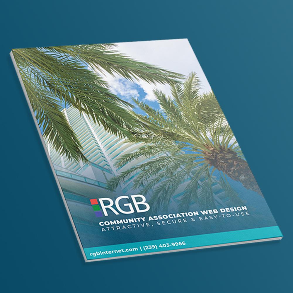 Community Association Web Design Info Packet | RGB Internet Systems