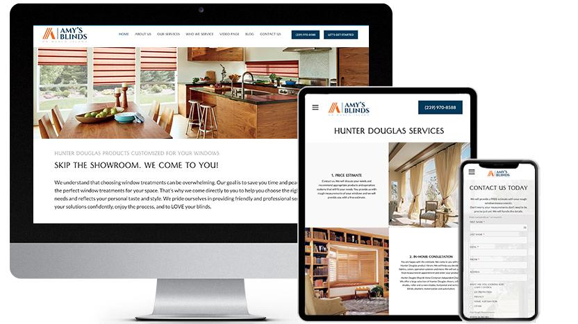 Marco Island Web Design Company Portfolio | RGB Internet Systems
