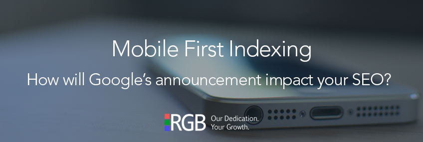 Mobile First Indexing – What You Need to Know