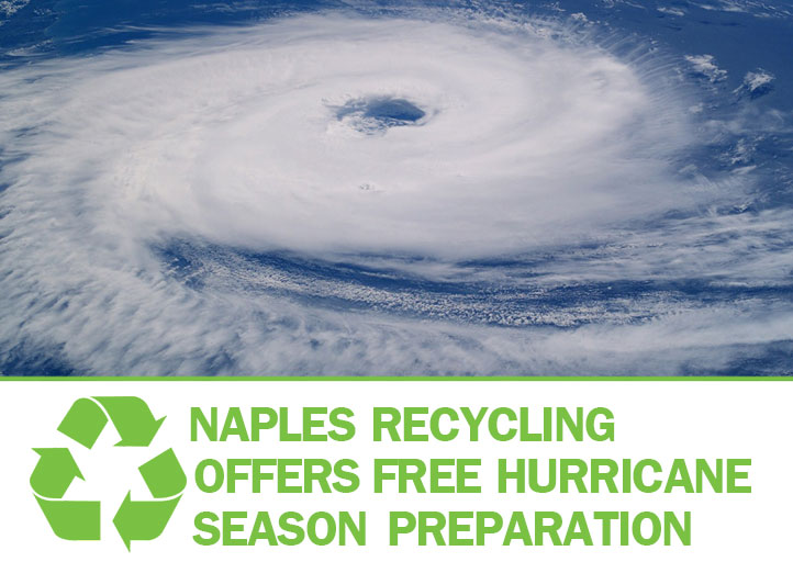 Naples Recycling Centers Offer Hurricane Season Preparation