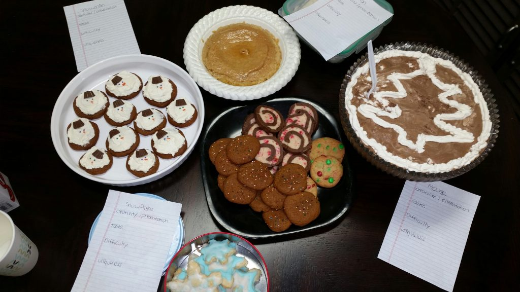 2014 RGB Christmas Cookie Competition: Nothing Like A Sugar Rush Late in the Afternoon
