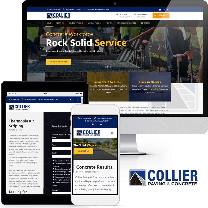 Custom Development Portfolio S858 | RGB Internet: A Florida Website Design Company