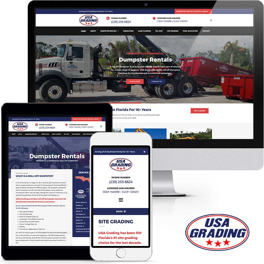 Custom Development Portfolio S926 | RGB Internet: A Florida Website Design Company