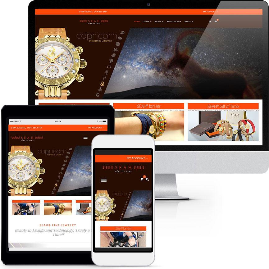 eCommerce Website Design Portfolio S820 | RGB Internet: A Florida Web Design Company