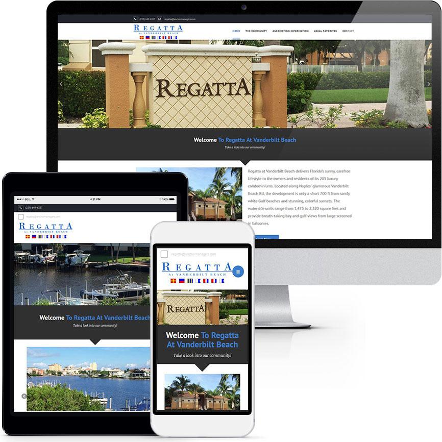 RGB Internet Systems HOA & COA Website Design Portfolio S802 | RGB Internet: A Florida Website Design Company