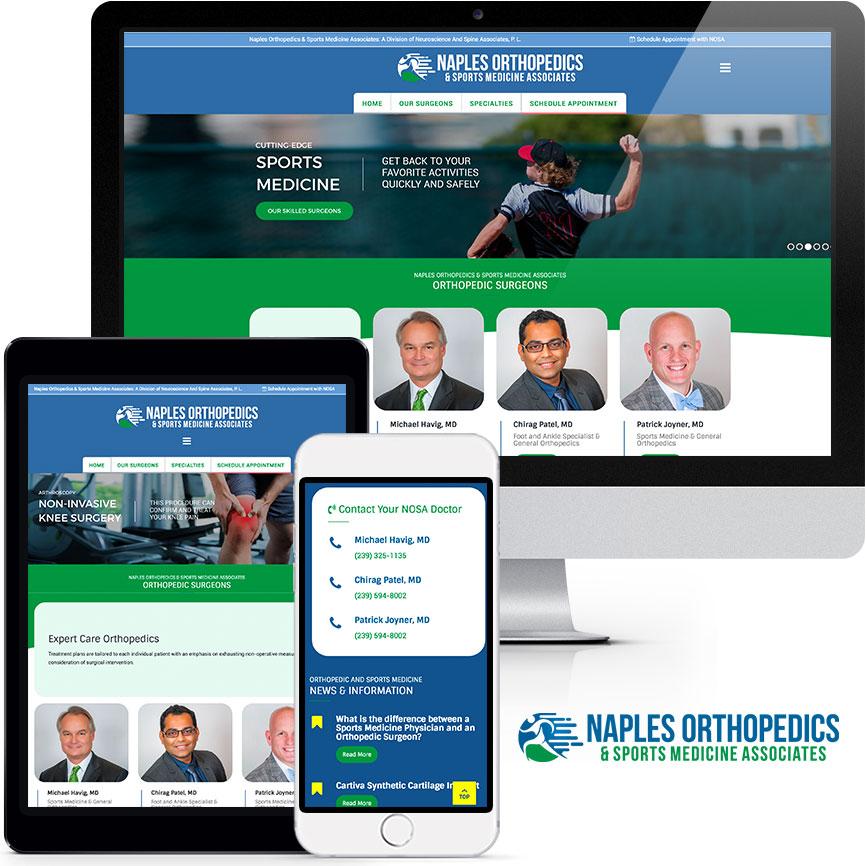 WordPress Website Design Portfolio S562   RGB Internet: A Florida Website Design Company