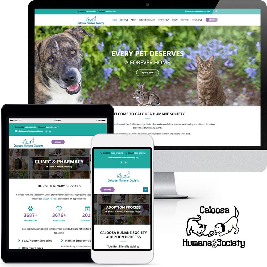WordPress Website Design Portfolio S879   RGB Internet: A Florida Website Design Company