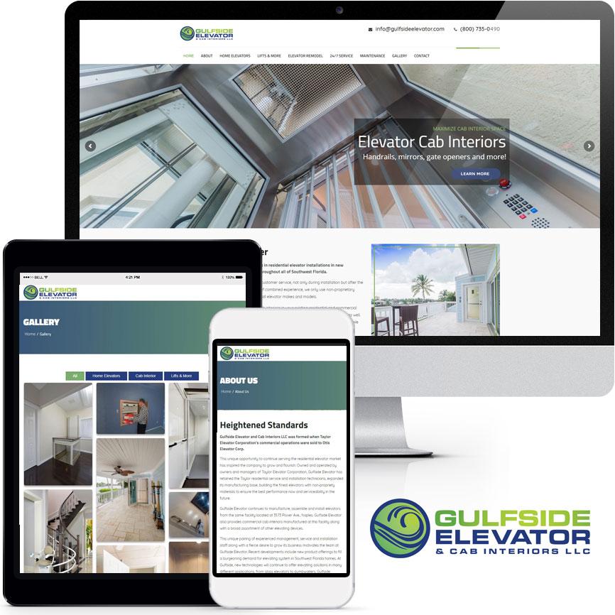 WordPress Website Design Portfolio S893 | RGB Internet: A Florida Website Design Company