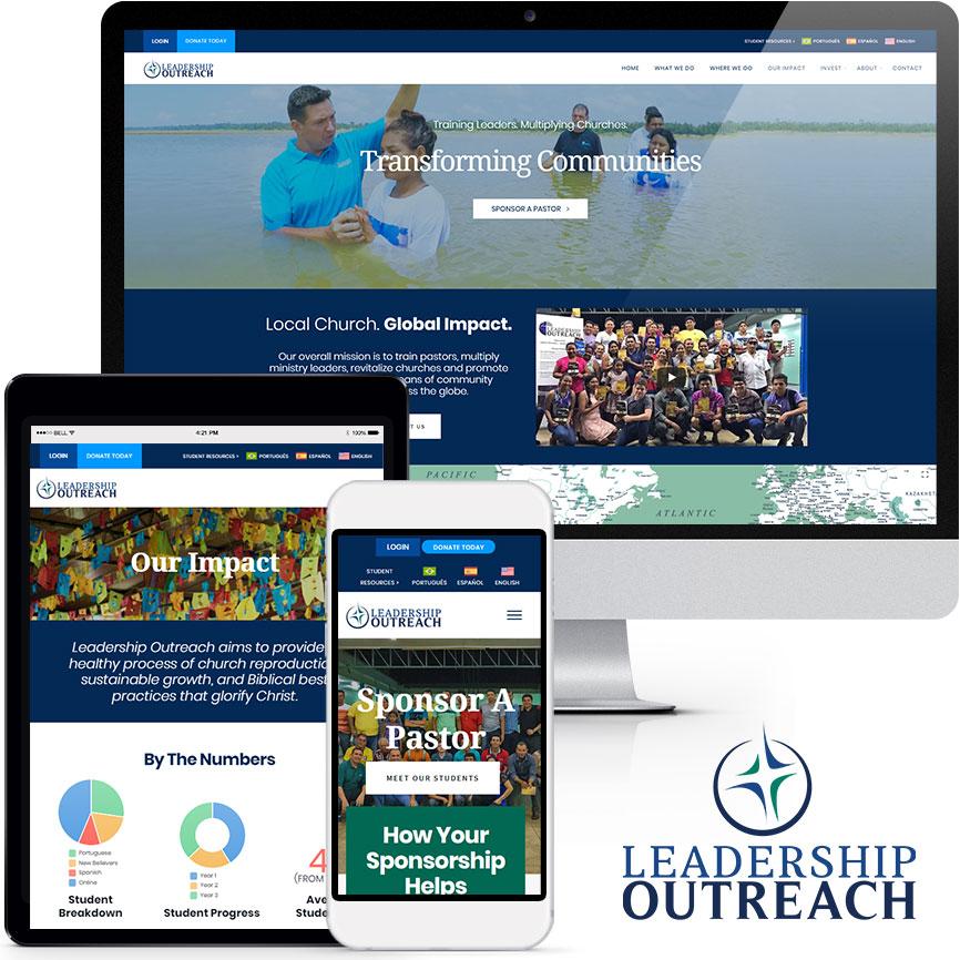 WordPress Website Design Portfolio S908 | RGB Internet: A Florida Website Design Company