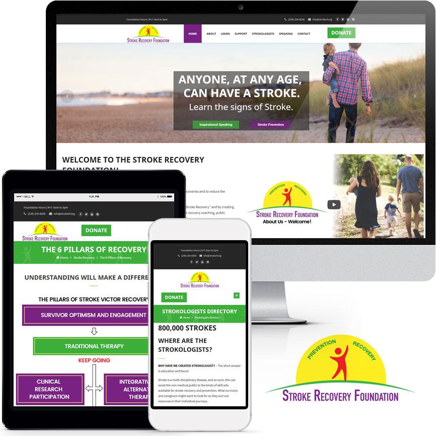Non-Profit Website Design Portfolio S919 | RGB Internet: A Florida Website Design Company