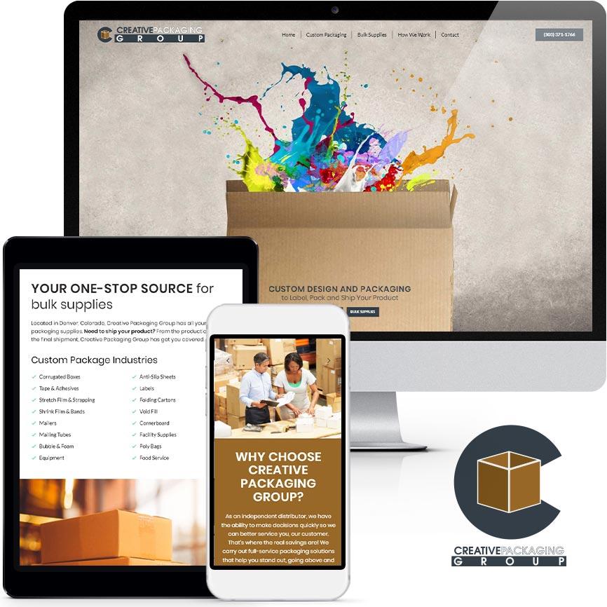 WordPress Website Design Portfolio S1009 | RGB Internet: A Florida Website Design Company