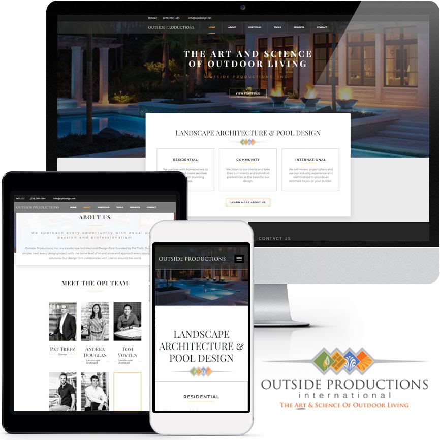 WordPress Website Design Portfolio S578 | RGB Internet: A Florida Website Design Company