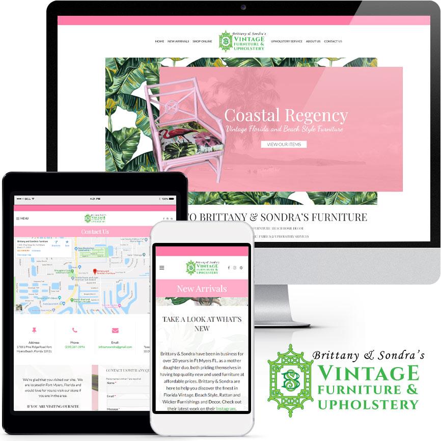 WordPress Website Design Portfolio S975 | RGB Internet: A Florida Website Design Company