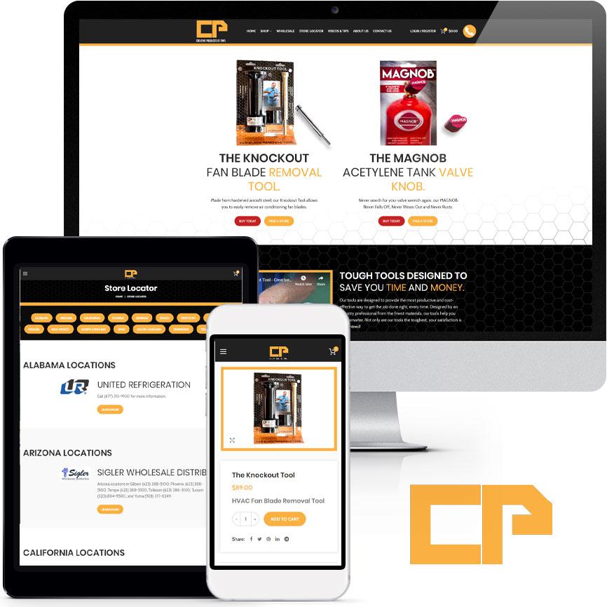 WordPress Website Design Portfolio S986 | RGB Internet: A Florida Website Design Company